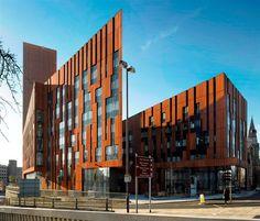 Broadcasting Place, Leeds -  Feilden Clegg Bradley Studios