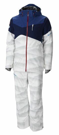 Olympics uniform Sochi 2014