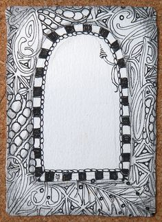 Zentangle: So . . .
