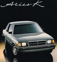 The Dodge Aries K Sedan