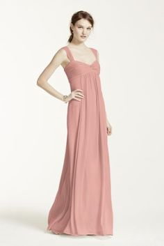 ef1ac435f26c A long soft silhouette translates to a truly elegant look that your  bridesmaids will absolutely love