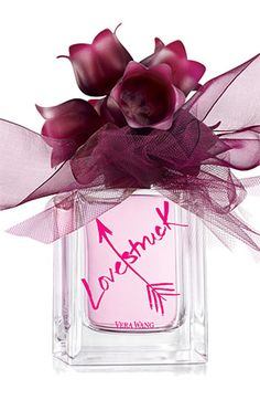 Possible wedding perfume. Vera Wang 'Lovestruck' Eau de Parfum Spray available at #Nordstrom