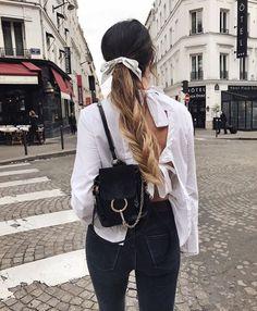 Hair is stylin