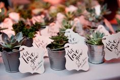 View entire slideshow: Pretty Ways to Say Thank You on http://www.stylemepretty.com/collection/2139/