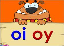 Diphthongs 'oi' and 'oy' , Video « KizPhonics