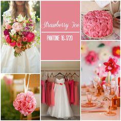 Pantone Colour Report: Spring 2015   Weddings [Part 2] 2015 Wedding Trends, Wedding 2015, Dream Wedding, Fall Wedding, Rustic Wedding, Pantone 2015, Pantone Color, 2015 Color Trends, Tangerine Wedding
