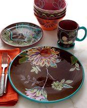 """Tracy Porter """"Vivre"""" Dinnerware"""