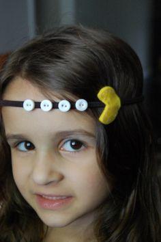 PacMan Headband