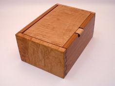 Brad's Box - by Douglas Bordner @ LumberJocks.com ~ woodworking community