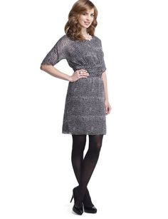 Needing more long-sleeve dresses in my life.