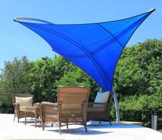 Pacific Shade Sails, located Sacramento California specializes in Outdoor Weather Management