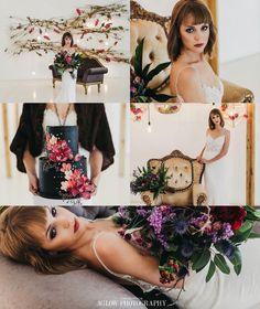 Photography by: @aglowceleste Dress by: @weddingboutiquesa Flowers by: @blomstories Cake by: @birdcage Venue: Neo Venue, Wellington Makeup by: @laurenmystudio