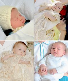 catherinemiddletonmafia:  Princess Charlotte