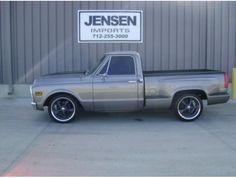 1972 Chevrolet 1/2 Ton