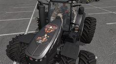 MASSEY FERGUSON 8700 V5.0 | Farming simulator 2017 mods | Ls mods 17 | FS 17 mods