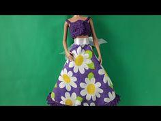 Эмма Сацкая - YouTube Barbie Barbie, Two Piece Skirt Set, Skirts, Youtube, Dresses, Fashion, Crochet Clothes, Baby Dolls, Vestidos