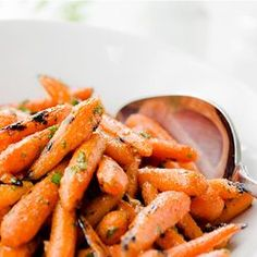 I'm always looking for creative ways to prepare one of my favorite veggies — carrots. This chapter gave me a reason to experiment with ginger, and I'm thrilled with the finished product. I hope your joints, and taste buds, agree!
