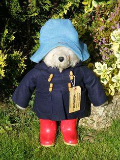 Original Gabrielle Paddington Bear 1970's