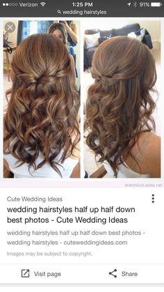 Belle's Ballroom Hairdo