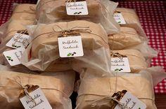 Sandwiches enrollados. #Malibu www.facebook.com/malibuespana