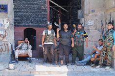 Sono andato in Siria per imparare a fare il giornalista | VICE