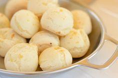 Une spécialité #brésilienne : Pao de Queijo