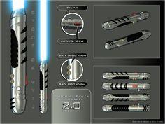 Lightsaber 2.0 by broodofevil.deviantart.com on @deviantART