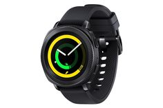 Часовникът Samsung Gear Sport комбинира класически дизайн и модерни фитнес функции