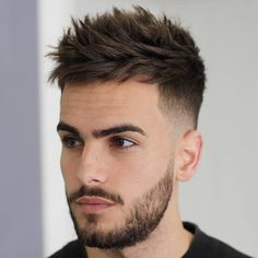 Men Hair Style Alluring Pinnick George On Hair Ideas  Pinterest  Haircuts Hair Style