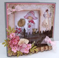 Hi to all my blogging friends and especially Teresa who set the challenge to make a card - thank you Teresa! Hope I have given you enough ti...