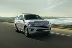 Learn all about the Ford® Expedition SUV with the EcoBoost® engine, and offering 8 passenger seating with a row that folds and slides. Ford Expedition, 8 Passengers, 2019 Ford, The Row, Planets, Automobile, 8 Passenger Vehicles, Spring Texas, Specs