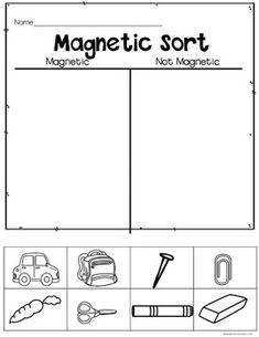 magnetism free science worksheet grade 4 science worksheets science worksheets worksheets. Black Bedroom Furniture Sets. Home Design Ideas