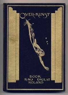 Over Kunst(Of Art)...Roland Holst   1923