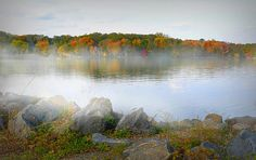 Yes it is, folks!  Autumn arrives on September 21st, just a few weeks away.  Why not purchase my print and bring a little bit of the feeling and color of Autumn into your home a little bit earlier.   On sale today at my Fine Art America store!  #autumn #westchestercountynewyork #autumnmist #autumnpond #colorfultrees #fall #falllandscape