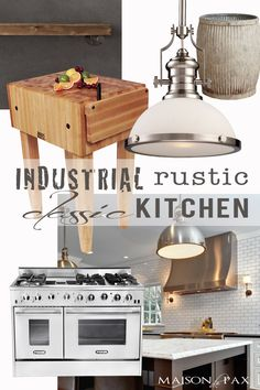 gorgeous design ideas and sources for a kitchen remodel | maisondepax.com