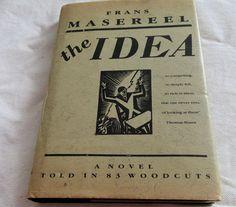 Retro Gift. Frans Masereel The Story and The Idea.  Hardback