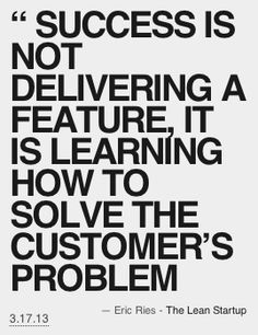 a good one from The Lean Startup