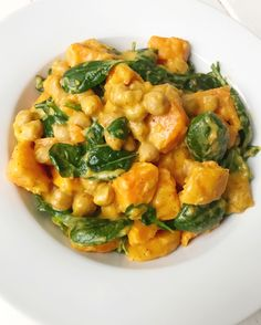 ninamarleen | Süßkartoffel-Kichererbsen-Curry