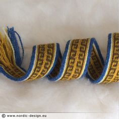 Brickband, Pedruig blå, 180 cm
