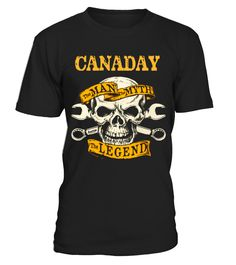 CANADAY  Funny Canada T-shirt, Best Canada T-shirt