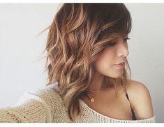 Cheveux Mi-longs : Le Choix N°1 En 2016 | Coiffure simple et facile