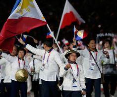 Philippines boxing team