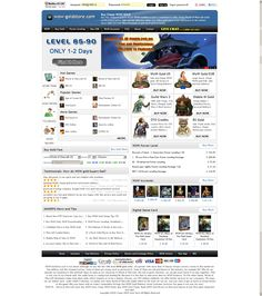 Home Page of WOW-GoldStore.Com - The well-known World of Warcraft gold store who sells cheap, delivers fast. 24x7x365 services.