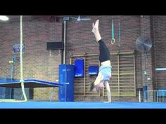 What it takes to pole vault inspirational video