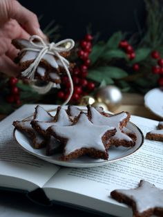 Superfood, Xmas Cookies, Xmas Food, Waffles, Sugar, Xmas Recipes, Breakfast, Desserts, Christmas