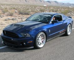 Shelby unveiling 950hp street legal Mustang. OMG.