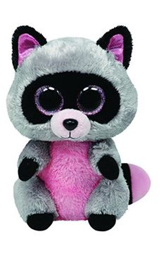 Painstaking Ty Beanie Boos Rocoo Racoon Plush Toy Children Animals Other Educational Toys