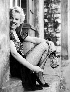 vintage-Marilyn Monroe