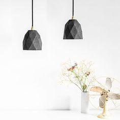 T1 Pendant Lamp - Dark Grey  - alt_image_three