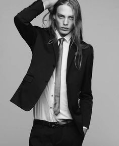 Erik Andersson for ULIAN KEEN HOMME Spring-Summer 2012 Collection